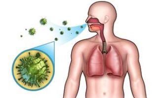 Симптомы и лечение вирусного бронхита у взрослых