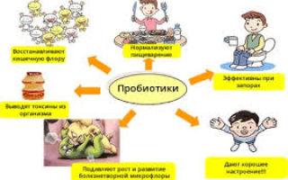 4 пробиотика против побочных эффектов антибиотиков