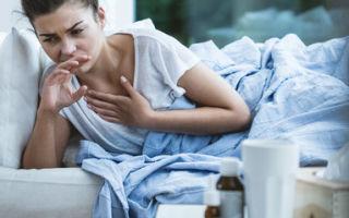 Увидели мокроту с кровью при кашле — простуда, бронхит, туберкулез?