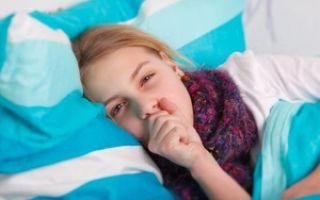 Симптомы и лечение аллергического бронхита у детей
