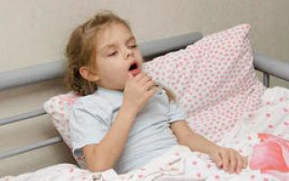 Способ быстро распознать бронхит у ребёнка в 3 года