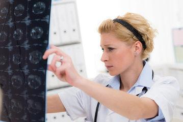 Очаговый туберкулез на рентгене