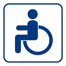 знак инвалидность
