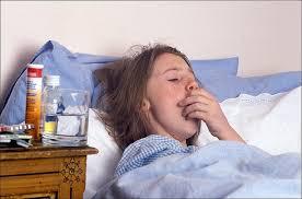больной пневмонией